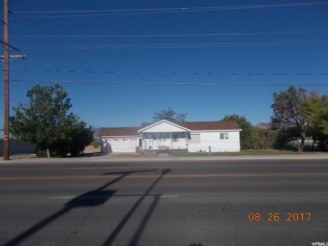 Single Family for Sale at 565 N MAIN Centerfield, Utah 84622 United States