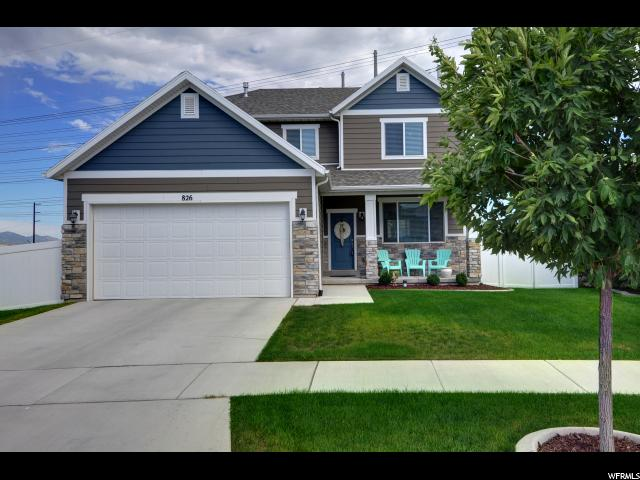 Additional photo for property listing at 826 W STAR SPANGLED Drive 826 W STAR SPANGLED Drive Bluffdale, Utah 84065 Estados Unidos