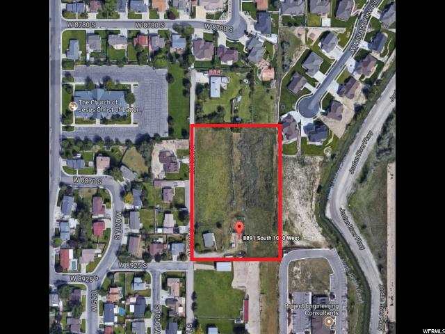 Land for Sale at 8891 S 1030 W 8891 S 1030 W West Jordan, Utah 84088 United States