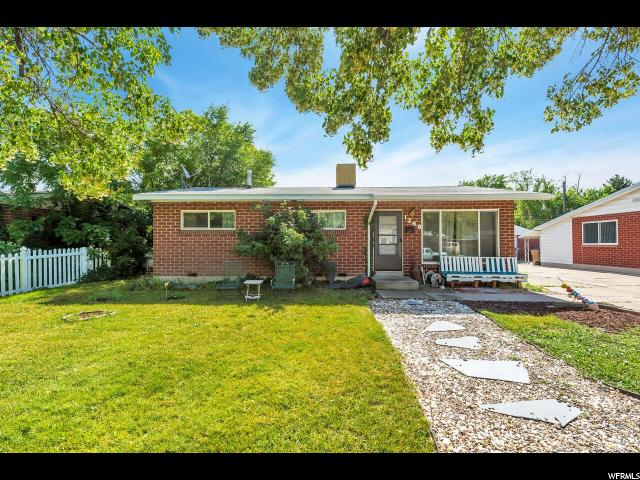 1268 N GARNETTE ST Salt Lake City, UT 84116 - MLS #: 1476515
