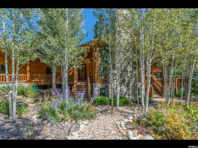 Single Family للـ Sale في 3244 BIG SPRUCE WAY 3244 BIG SPRUCE WAY Park City, Utah 84098 United States