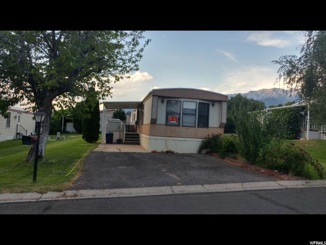 Single Family Home for Sale at 1100 W 465 N 1100 W 465 N Orem, Utah 84057 United States