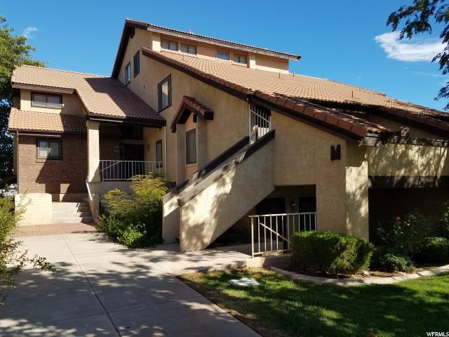 Condominium for Sale at 860 S VILLAGE Road 860 S VILLAGE Road Unit: M-11 St. George, Utah 84770 United States