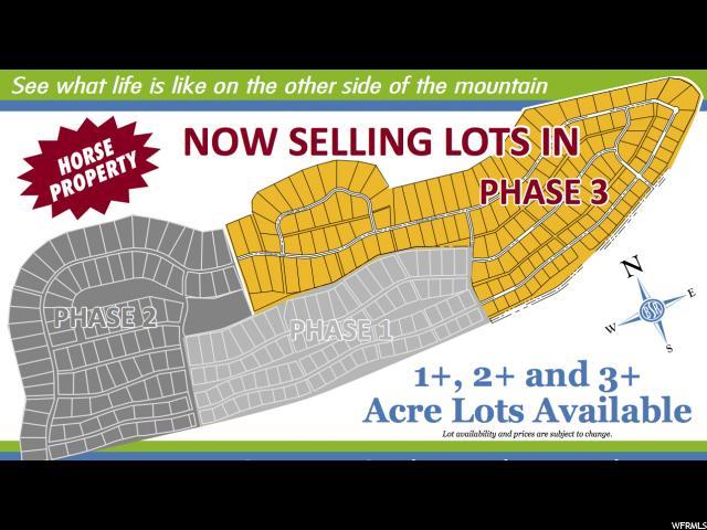 1612 W RIDGELINE RD Stockton, UT 84071 - MLS #: 1476821