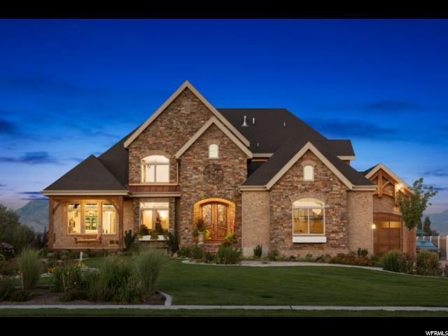 单亲家庭 为 销售 在 1018 N 1700 W Lehi, 犹他州 84043 美国