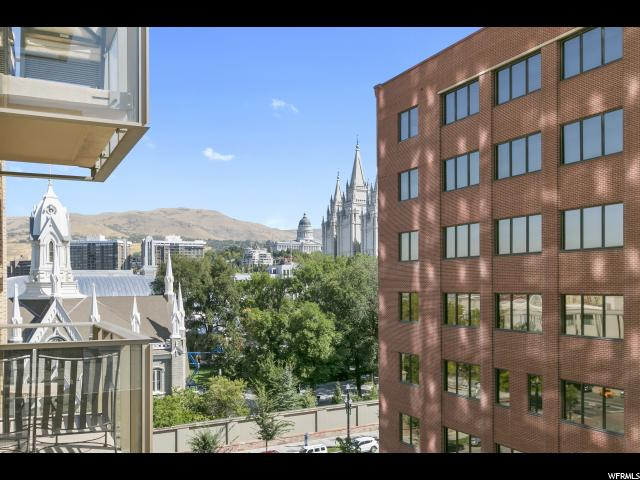 99 W SOUTH TEMPLE Unit 602 Salt Lake City, UT 84101 - MLS #: 1476859