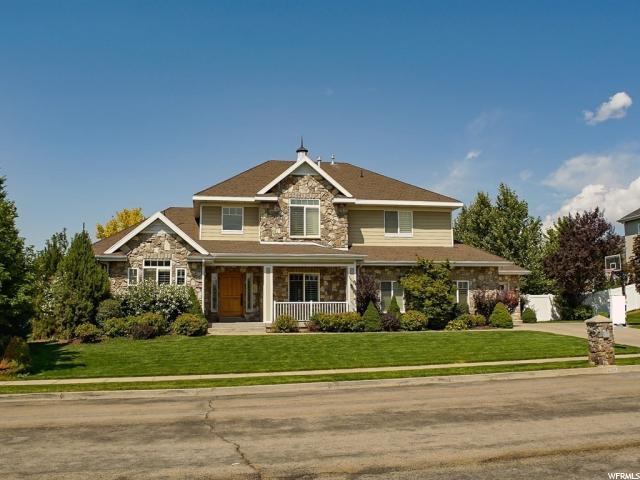 Single Family للـ Sale في 1203 E BELLA VISTA Drive Fruit Heights, Utah 84037 United States