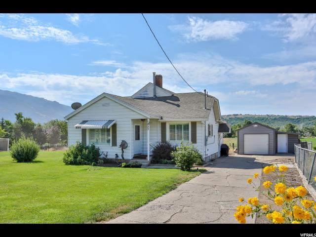 单亲家庭 为 销售 在 1437 E 6600 S 1437 E 6600 S Uintah, 犹他州 84405 美国