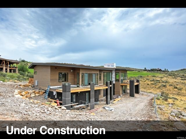 Single Family for Sale at 3278 BLUE SAGE Trail 3278 BLUE SAGE Trail Park City, Utah 84098 United States