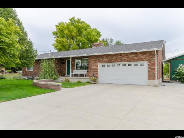 Single Family for Sale at 43 W 300 S 43 W 300 S Newton, Utah 84327 United States