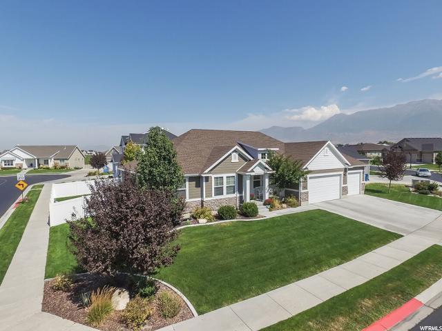 Single Family for Sale at 566 S LAKE VIEW DRIVE Vineyard, Utah 84058 United States