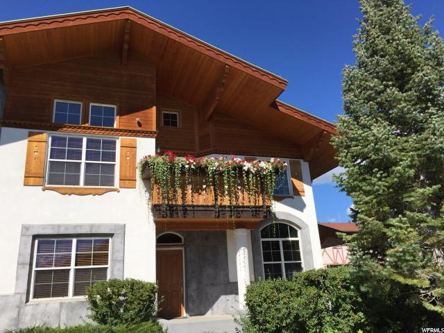 Townhouse for Sale at 773 W POT ROCK Road 773 W POT ROCK Road Midway, Utah 84049 United States