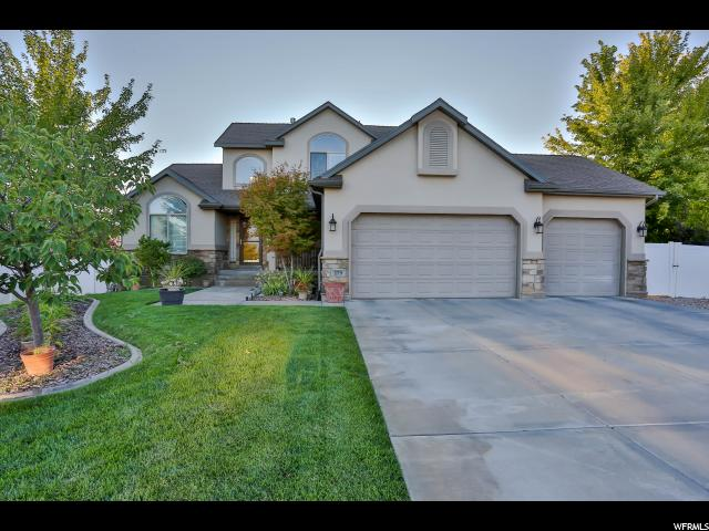 Single Family for Sale at 179 N 2775 W West Point, Utah 84015 United States