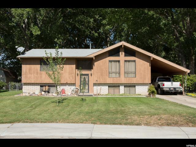 单亲家庭 为 销售 在 86 S BROOKLYN Drive 86 S BROOKLYN Drive Salina, 犹他州 84654 美国
