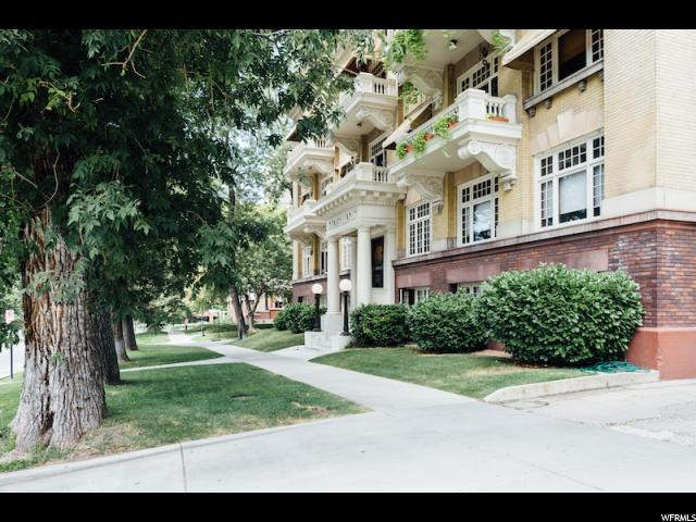 839 E SOUTH TEMPLE ST Unit 106 Salt Lake City, UT 84102 - MLS #: 1477485