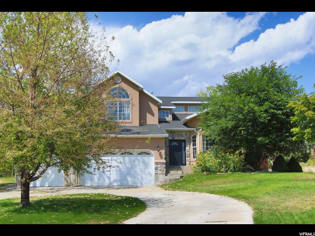 Single Family for Sale at 117 N 200 W 117 N 200 W Cedar Fort, Utah 84013 United States
