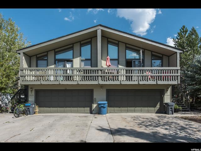 Twin Home for Sale at 2168 MONARCH Drive 2168 MONARCH Drive Park City, Utah 84060 United States