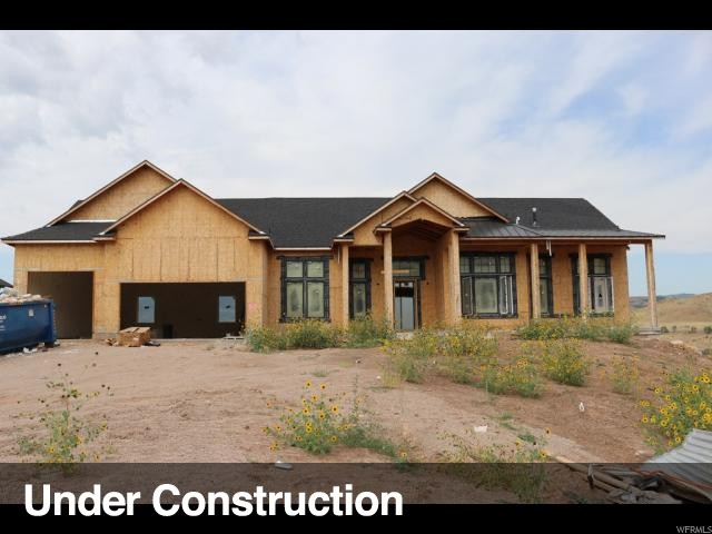 Single Family for Sale at 3316 BASIN VIEW Circle 3316 BASIN VIEW Circle Mountain Green, Utah 84050 United States