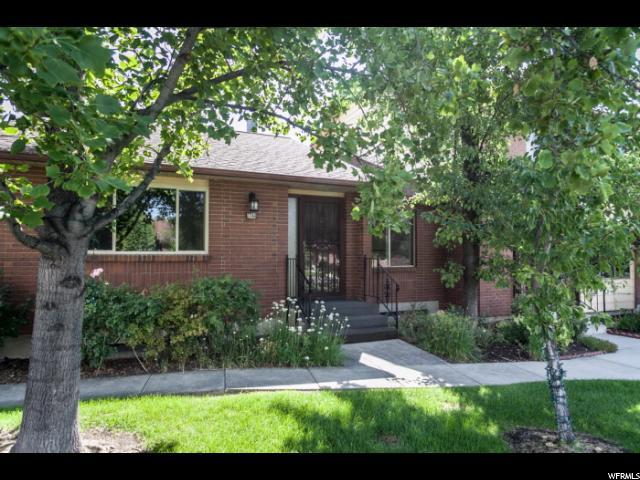 Appartement en copropriété pour l Vente à 1744 COBBLESTONE Drive 1744 COBBLESTONE Drive Provo, Utah 84604 États-Unis