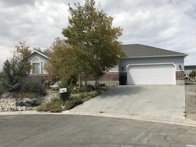 Single Family for Sale at 160 E LAKEVIEW Stansbury Park, Utah 84074 United States