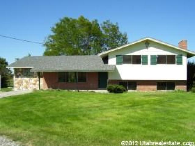 Single Family for Sale at 4925 W 12000 N 4925 W 12000 N Tremonton, Utah 84337 United States