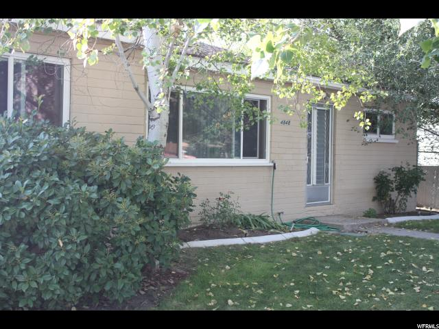Single Family for Sale at 4848 S 4380 W WEST Kearns, Utah 84118 United States