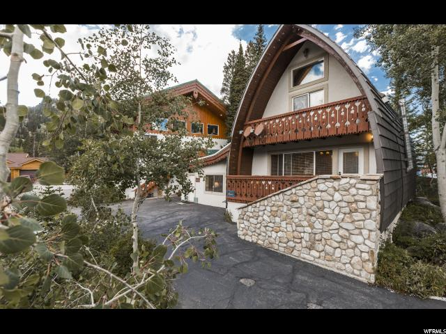 Single Family for Sale at 8121 S BRIGHTON LOOP 8121 S BRIGHTON LOOP Brighton, Utah 84121 United States