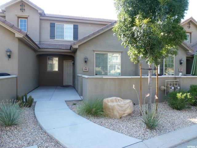 Townhouse for Sale at 3439 S BARCELONA Drive St. George, Utah 84790 United States