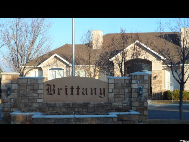 Condominium for Sale at 7206 S BRITTANY PARK Avenue 7206 S BRITTANY PARK Avenue West Jordan, Utah 84084 United States