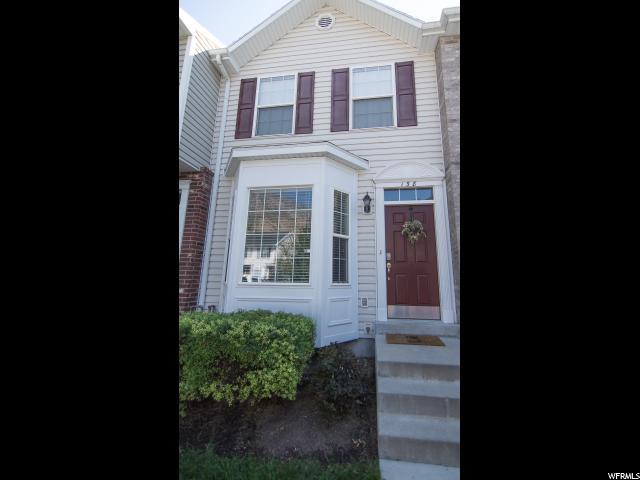 Casa unifamiliar adosada (Townhouse) por un Venta en 158 E 750 N 158 E 750 N Springville, Utah 84663 Estados Unidos