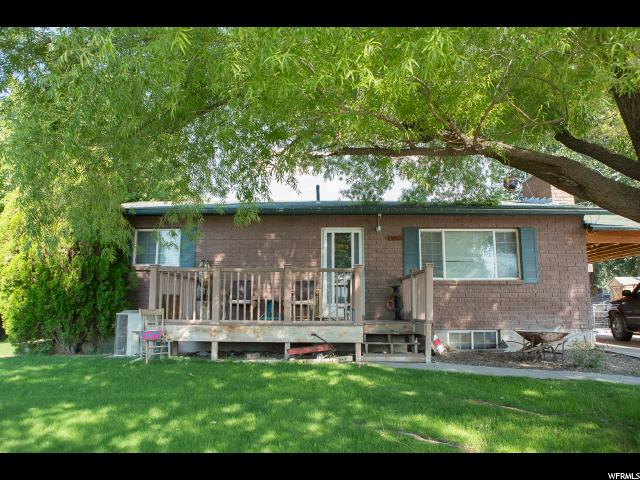 单亲家庭 为 销售 在 465 S MAIN 465 S MAIN Monroe, 犹他州 84754 美国
