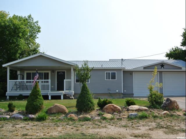 Single Family for Sale at 594 N MAIN Street 594 N MAIN Street Paris, Idaho 83261 United States