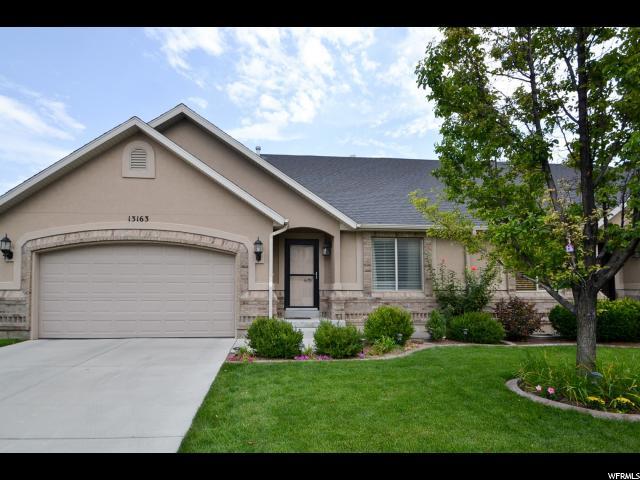 Twin Home للـ Sale في 13163 S EAGLE PEAK Drive Herriman, Utah 84096 United States