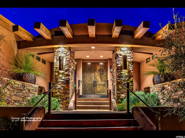Single Family for Sale at 1500 E SPLITROCK Drive Ivins, Utah 84738 United States