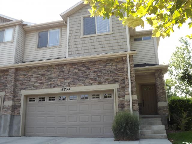 Townhouse for Sale at 8854 S WILLOW WOOD WAY 8854 S WILLOW WOOD WAY West Jordan, Utah 84088 United States