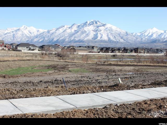Land for Sale at 1632 W WIDGEON Lane 1632 W WIDGEON Lane Bluffdale, Utah 84065 United States
