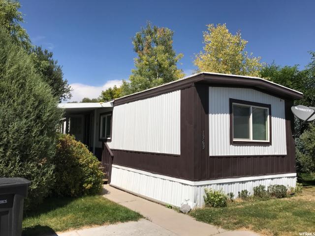 Частный односемейный дом для того Продажа на 1369 W 1550 S 1369 W 1550 S Logan, Юта 84321 Соединенные Штаты