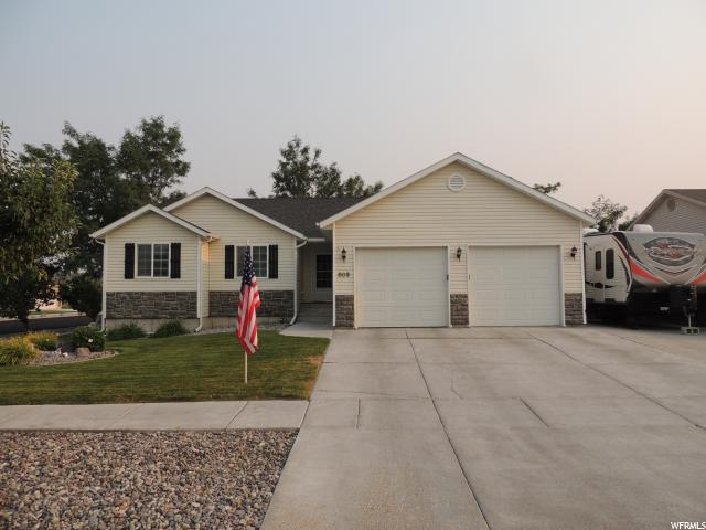 Single Family for Sale at 803 REDMAN 803 REDMAN Chubbuck, Idaho 83202 United States