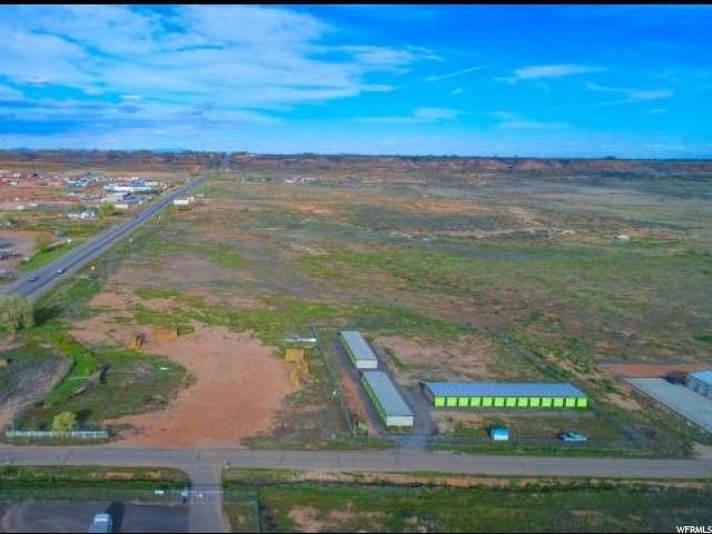 Terrain pour l Vente à 3750 E MAIN HWY 40 3750 E MAIN HWY 40 Ballard, Utah 84066 États-Unis