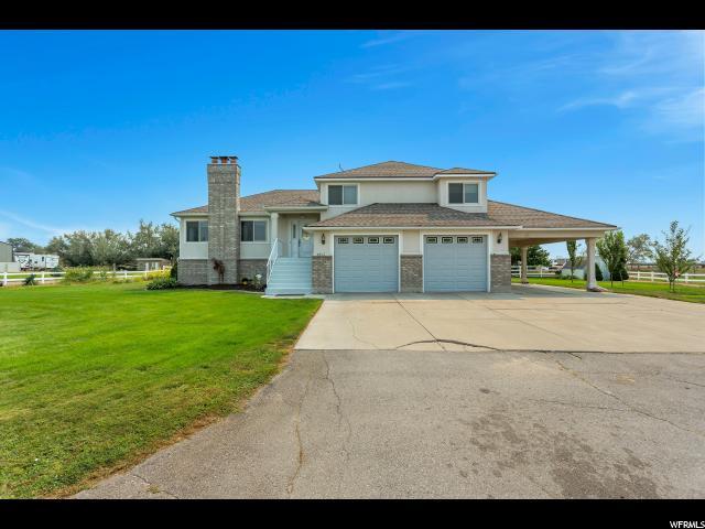 单亲家庭 为 销售 在 4855 W 3000 S Taylor, 犹他州 84401 美国