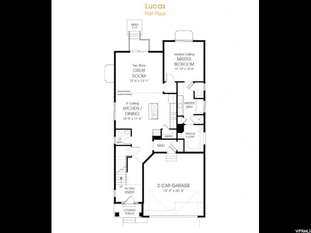 Additional photo for property listing at 14867 S BRENNAN Street 14867 S BRENNAN Street Unit: 209 Bluffdale, Utah 84065 Estados Unidos