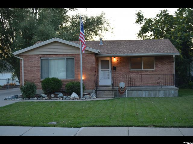 Single Family for Sale at 825 CHAPEL Drive Bountiful, Utah 84010 United States