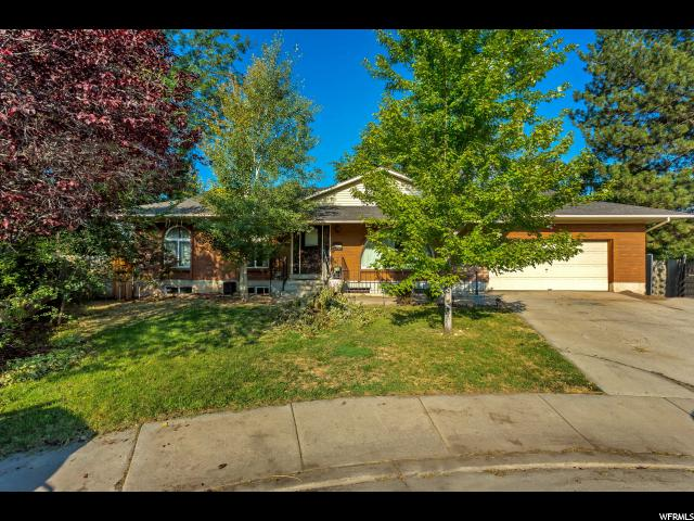 Single Family for Sale at 1334 E SKYVIEW Drive 1334 E SKYVIEW Drive Salt Lake City, Utah 84124 United States