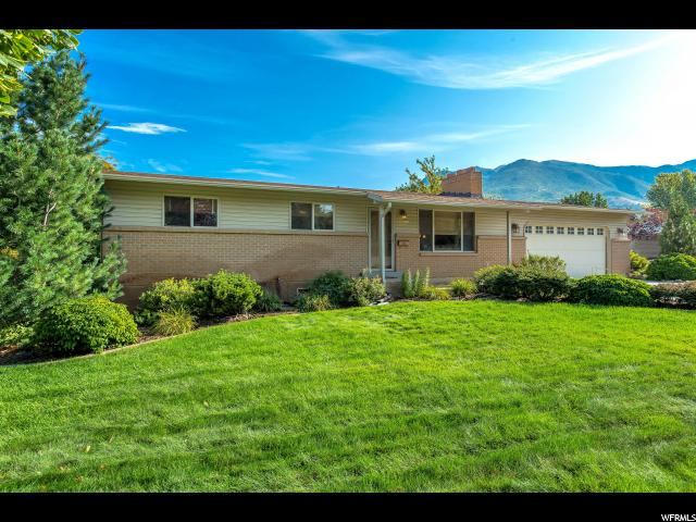 Single Family for Sale at 4596 S MONROE 4596 S MONROE South Ogden, Utah 84403 United States