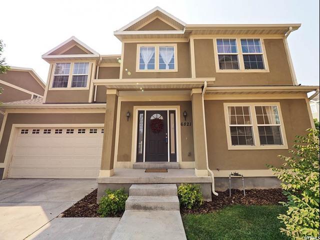Single Family للـ Sale في 6821 W BOTTLEBRUSH Lane 6821 W BOTTLEBRUSH Lane West Jordan, Utah 84081 United States