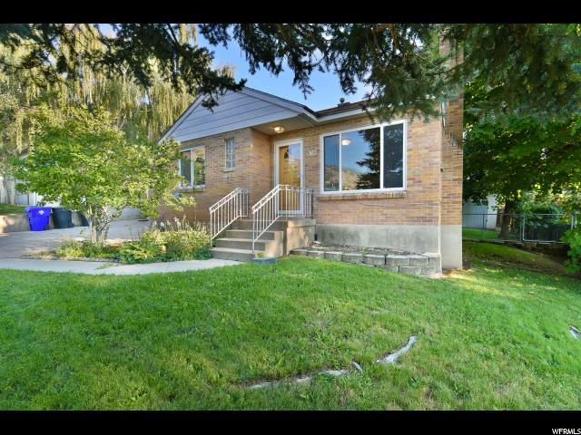 单亲家庭 为 销售 在 678 E 1200 N 678 E 1200 N 邦蒂富尔, 犹他州 84010 美国