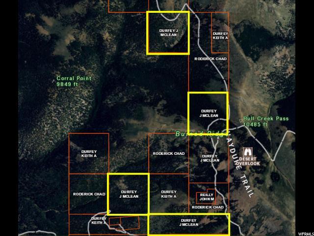 أراضي للـ Sale في N SEE DIRECTIONS N SEE DIRECTIONS Boulder, Utah 84716 United States