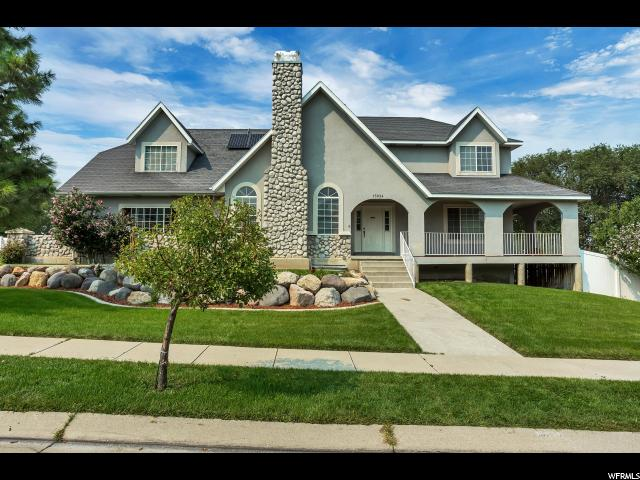 Single Family for Sale at 13834 S OSBORNE Lane 13834 S OSBORNE Lane Draper, Utah 84020 United States