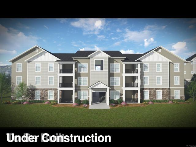 Appartement en copropriété pour l Vente à 14469 S HOLLAND Lane 14469 S HOLLAND Lane Unit: I101 Herriman, Utah 84096 États-Unis