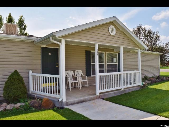 Single Family for Sale at 105 W 500 S 105 W 500 S Ferron, Utah 84523 United States